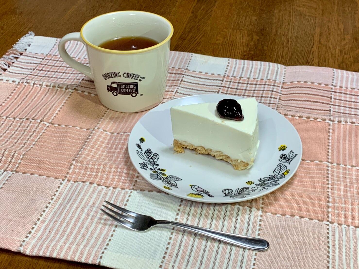田中 レアチーズケーキ